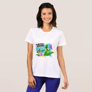 Lagarto AP de BOGP: Camiseta para mujer del
