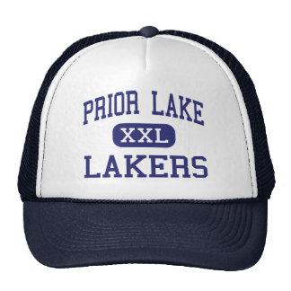 Lago anterior - Lakers - alto - lago anterior Minn Gorras De Camionero