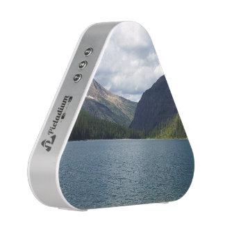 Lago bowman - Parque Nacional Glacier Montana Altavoz