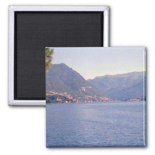 Lago Como crossing Iman