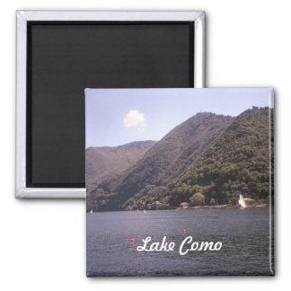 Lago Como crossing Imán Cuadrado