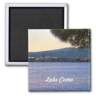 Lago Como Imán