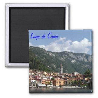 Lago Como Imanes De Nevera