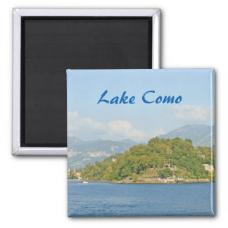 Lago Como - imán del recuerdo
