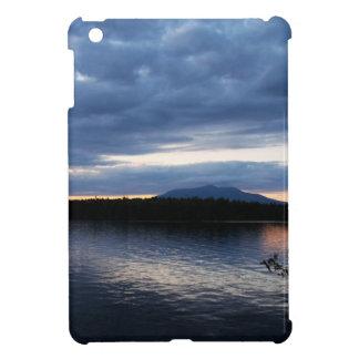 Lago Maine Katahdin Millinocket del soporte en la