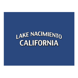 Lago Nacimiento California Postales