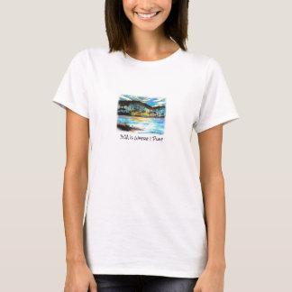 lago occidental 30A Camiseta