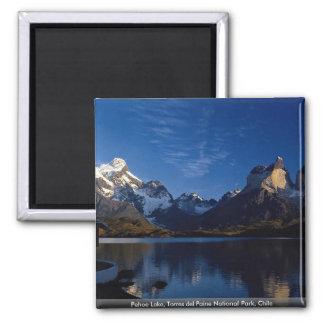 Lago Pehoe, parque nacional de Torres del Paine, C Imán Cuadrado