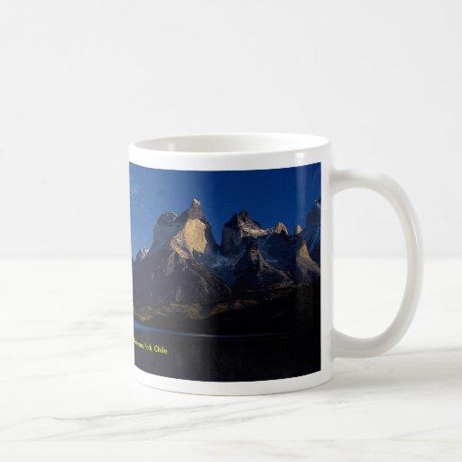 Lago Pehoe, parque nacional de Torres del Paine, C Taza De Café