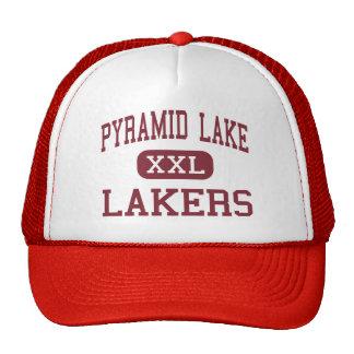 Lago pyramid - Lakers - High School secundaria - N Gorra