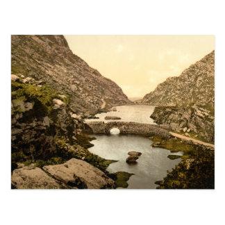 Lago serpent, Killarney, condado Kerry Postal