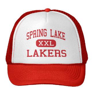Lago spring - Lakers - joven - lago spring Gorras De Camionero