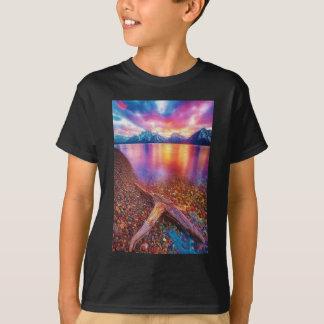 Lago stone de gema camiseta
