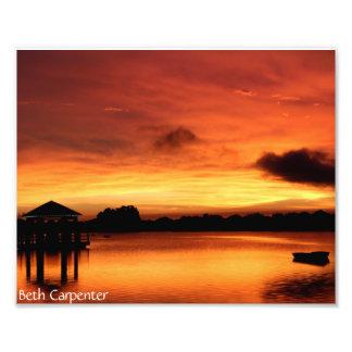 Lago Sumter, la Florida 2 Fotografía