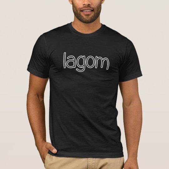 Lagom Camiseta