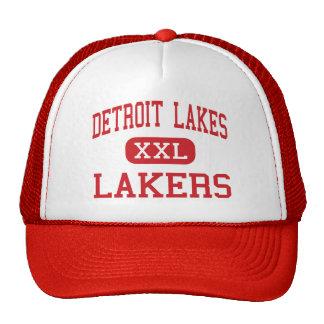Lagos detroit - Lakers - altos - lagos detroit Gorro