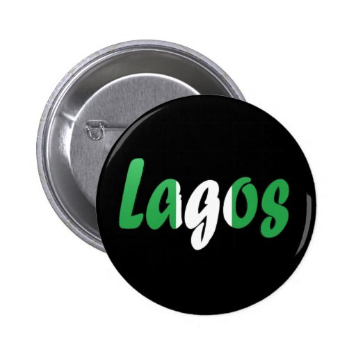 Lagos, Nigeria Pin