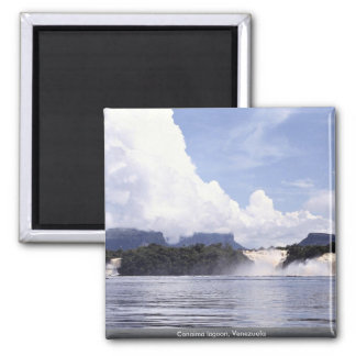 Laguna de Canaima, Venezuela Imanes De Nevera