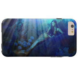 Laguna de la sirena funda resistente iPhone 6 plus