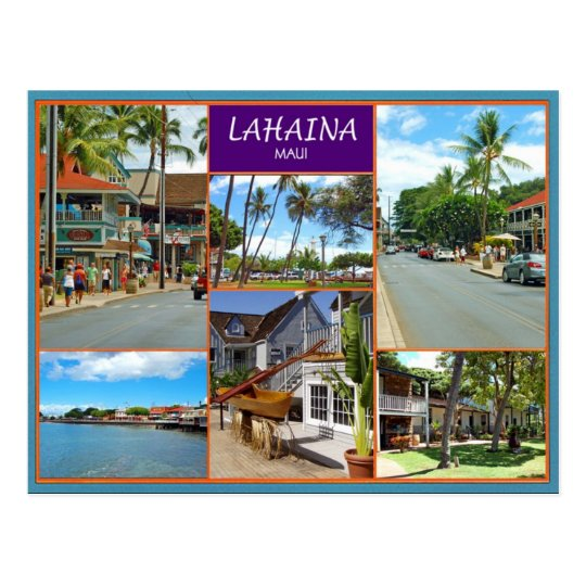 Lahaina Maui Postal