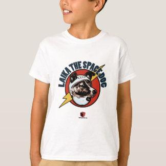 Laika el perro del espacio: Camiseta de los niños
