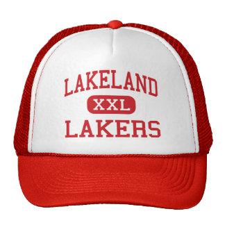Lakeland - Lakers - centro - Lagrange Indiana Gorros