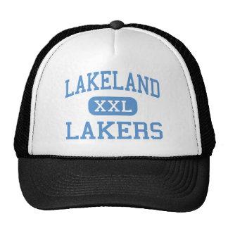 Lakeland - Lakers - High School secundaria - Lagra Gorras De Camionero