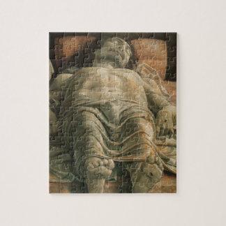 Lamentación de Cristo de Andrea Mantegna Puzzle