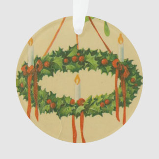 Lámpara de la guirnalda del navidad del vintage