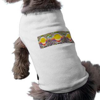 Lámpara de resplandor mágica camisas de perritos