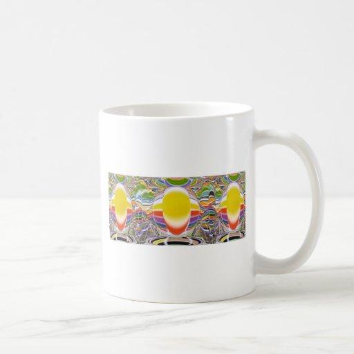 Lámpara de resplandor mágica taza de café