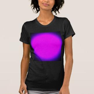Lámpara fucsia del LED Camiseta
