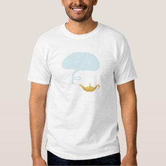 Lámpara mágica camisas