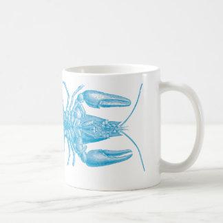 langosta taza de café