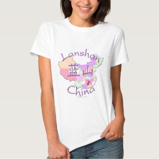 Lanshan China Camisas