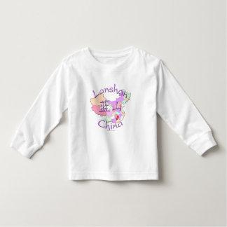 Lanshan China Camiseta De Manga Larga De Niño