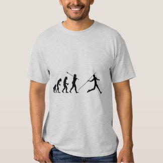 Lanzador de jabalina camisas