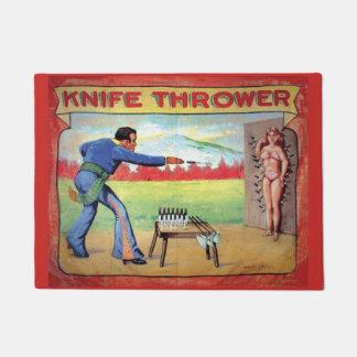 Lanzador del cuchillo