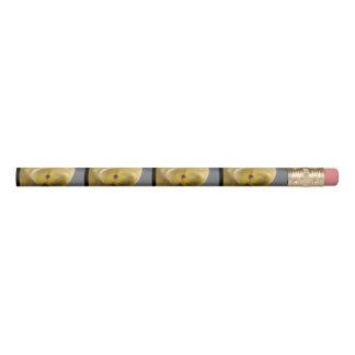 Lápices compañeros amarillos