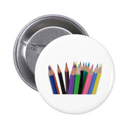 lápices de los colores pin