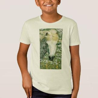 lápiz coloreado horse2 camiseta