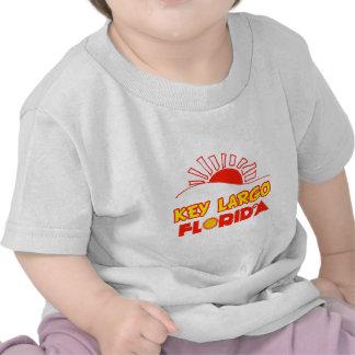 Largo dominante, la Florida Camiseta