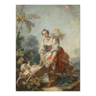 Las alegrías de la maternidad por Fragonard Comunicado