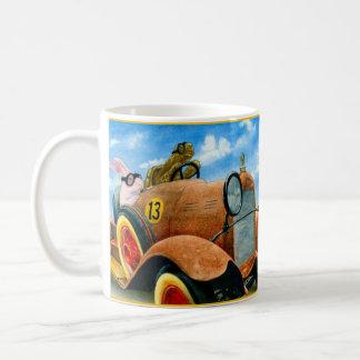 """Las ampollas asaltan """"la gran raza """" taza de café"""
