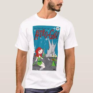 ¡Las aventuras de Astro-Galón! Camiseta