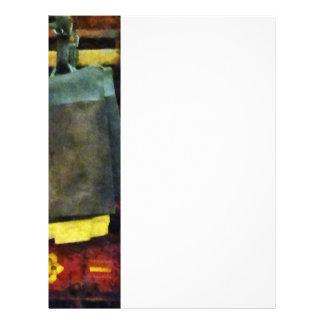 Las botas del bombero tarjetas informativas
