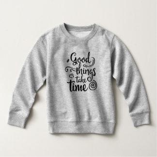 Las buenas cosas inspiradoras toman la camiseta