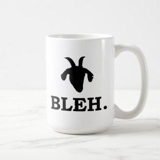 Las cabras van BLEH. - taza 15oz