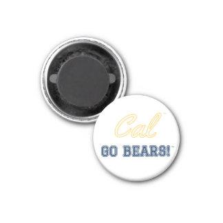 Las calorías van los osos!: Imán de Uc Berkeley