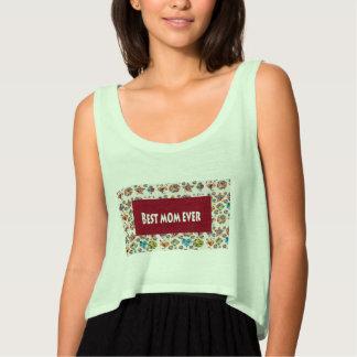 Las camisetas sin mangas de Bella Flowy de la